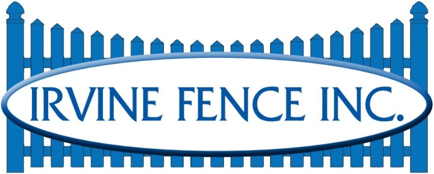 Irvine Fence Inc. logo